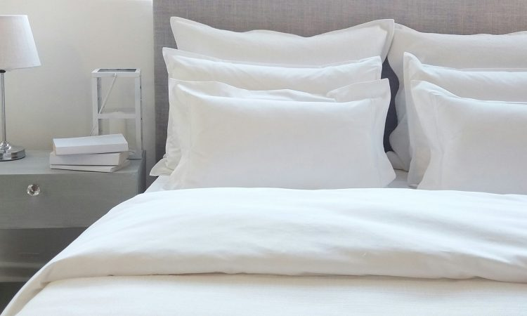 cf3bdeef5d Let our 800 thread count Egyptian Cotton Signature Collection in white bed  linen clear away the day and soften you into sound sleep.