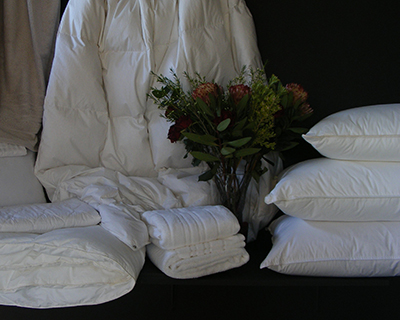 bedding inners, duvet inners, fitted sheets, pillows, luxury inners