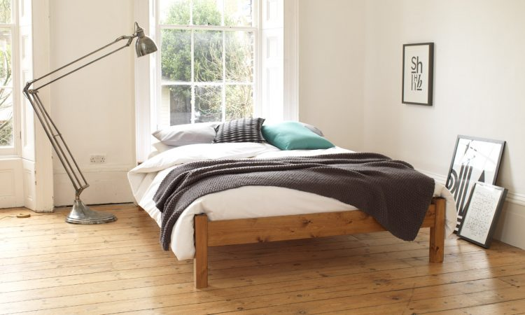 Professionally made bed using Egyptian Cotton bedding will transform your bedroom.
