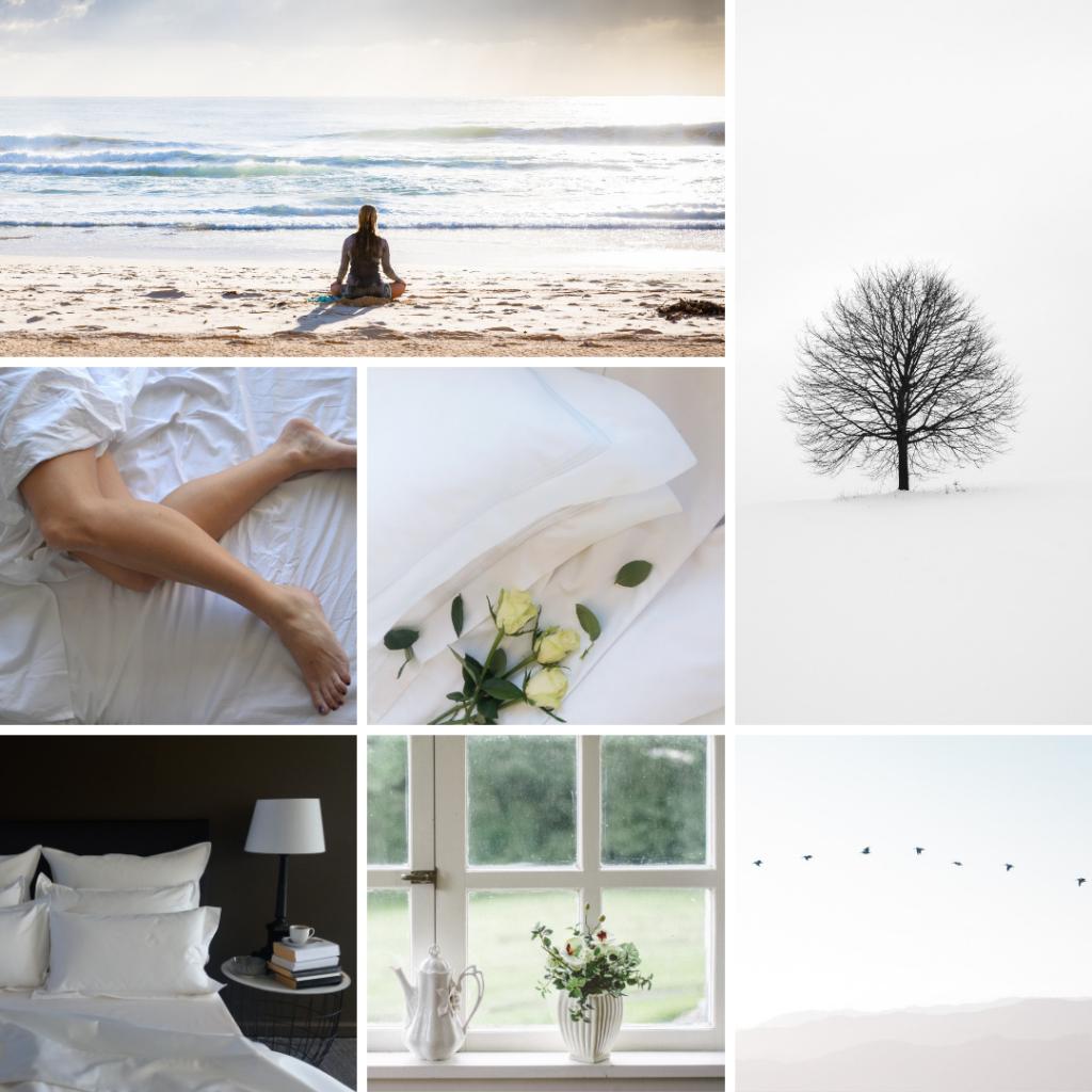 luxury white bed linen moodboard falucca fine linen
