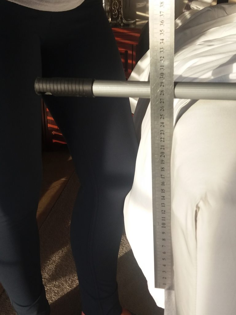 Measure up your mattress by laying a broom stick on the bed to accurately measure the depth.